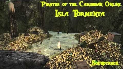 POTCO Isla Tormenta Soundtrack