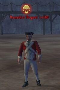 Benedict Bogart Profile