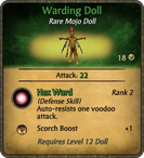 Warding Doll Card