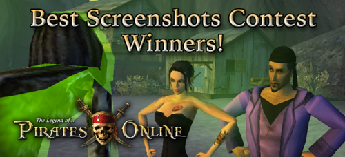 Screenshot winners