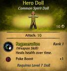Hero Doll