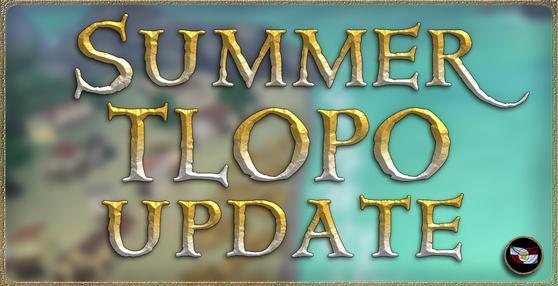 Summer TLOPO Update 2019