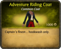 Adventure Riding Coat Card