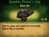 Ostrich Hat