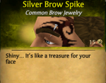 SilverBrowSpike