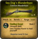 Sea Dog's Blunderbuss