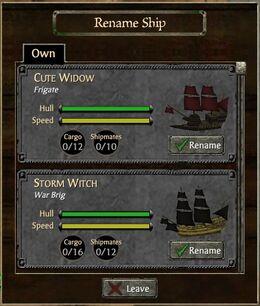 Ship Rename 2
