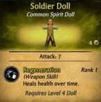 SoldierDoll