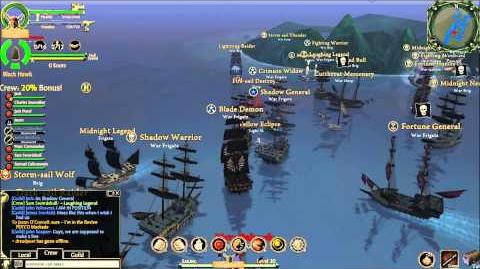Video Potco Revive Potco New Years Blockade Pirates Online
