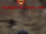 Remington the Vicious