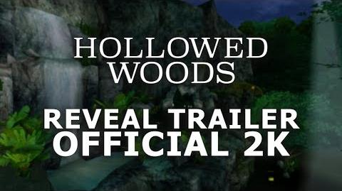 Cheysa Finn/TLOPO Exclusive: Hollowed Woods