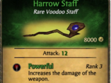 Harrow Staff