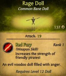 Rage Doll