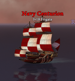 Navy Centurion clearer