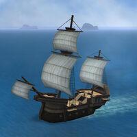 Light galleon