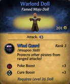 Warlord Doll - clearer