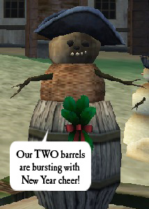 Barrel sand