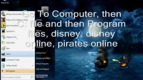 Video How To View Phase Files On Potco Pirates Online Wiki