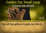 GoldenEarSmallLoopDiscontinued