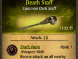 Death Staff