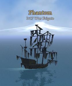 Phantom clearer