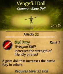 Vengeful Doll