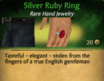 SilverRubyRing