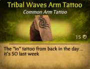 TribalWavesTat