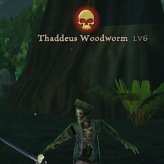 Thad prepares to lead an assault with his troops in an invasion on a main island.