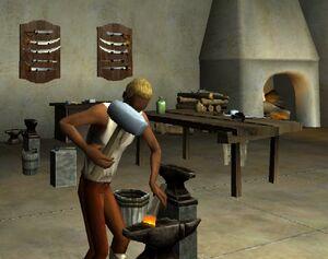 Fuller Blacksmith