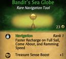 Bandit's Sea Globe