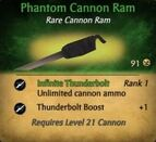 PhantomCannonRam