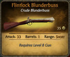 Flintlock Blunderbuss 2010-11-23