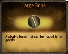 Large Bone Material