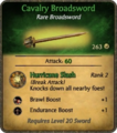 Cavalry Broadsword Card.png