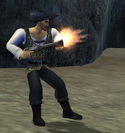 Scattershot firing
