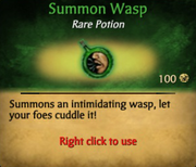 Summon Wasp