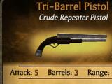 Tri-Barrel