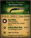 Foul Bane Repeater Card