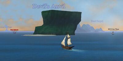 Island Devil's Anvil