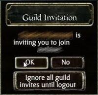 Guild Invite