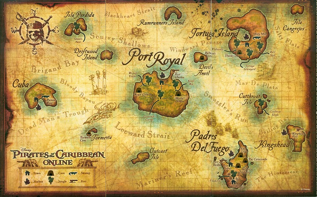 Pirate World Map.Unlimited Access Crew Kit Pirates Online Wiki Fandom Powered By