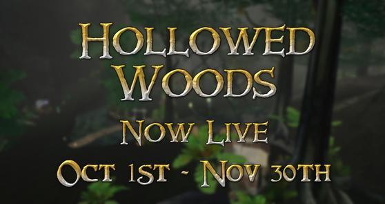 Hollowed Woods Open 2019