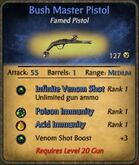 Bushmaster Pistol