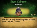 Steel Hat