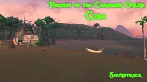POTCO Cuba Soundtrack