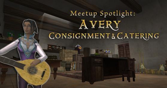 MeetUp Spotlight - Avery Consignment