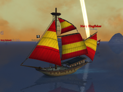 Spanish War Sloop