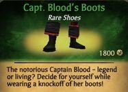 Capt Bloods Boots