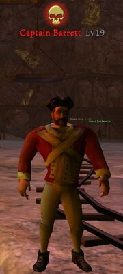 Captain Barrett Profile
